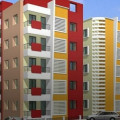 2 and 3 flats for sale at Godrej Seven Joka in Kolkata