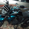 FZ-S Blue Core for Sale - 10441 km done